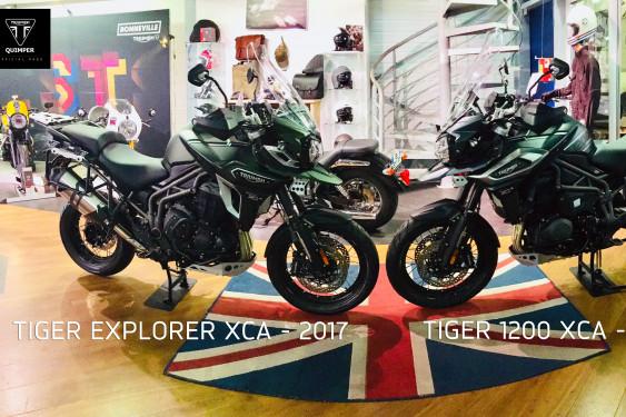 Tiger 1200 XCA